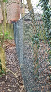 New Fence Stretton 2